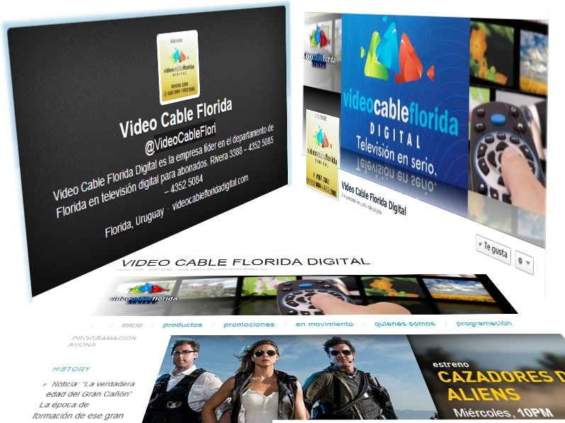 VIDEO CABLE FLORIDA PRESENTACION